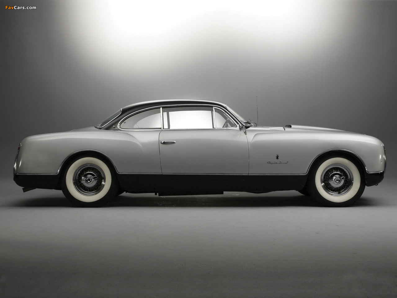 Pictures of Chrysler Thomas Special Concept 1953 (1280 x 960)