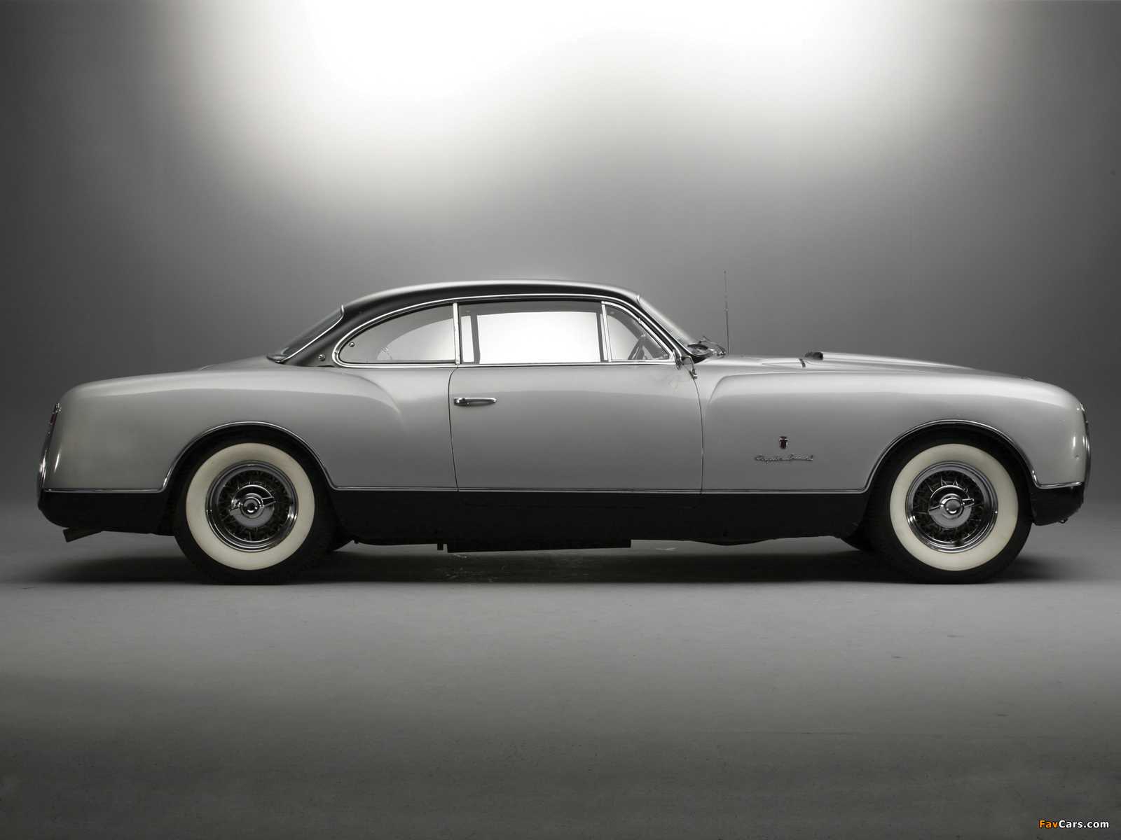 Pictures of Chrysler Thomas Special Concept 1953 (1600 x 1200)