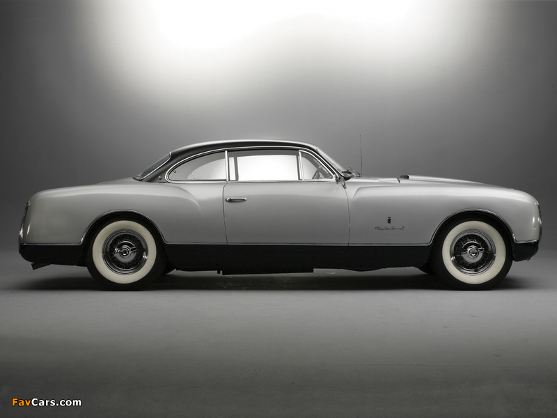 Pictures of Chrysler Thomas Special Concept 1953 (800 x 600)