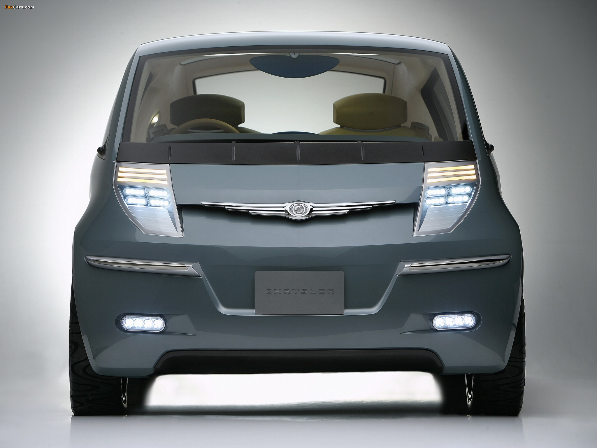 Pictures of Chrysler Akino Concept 2005 (2048 x 1536)