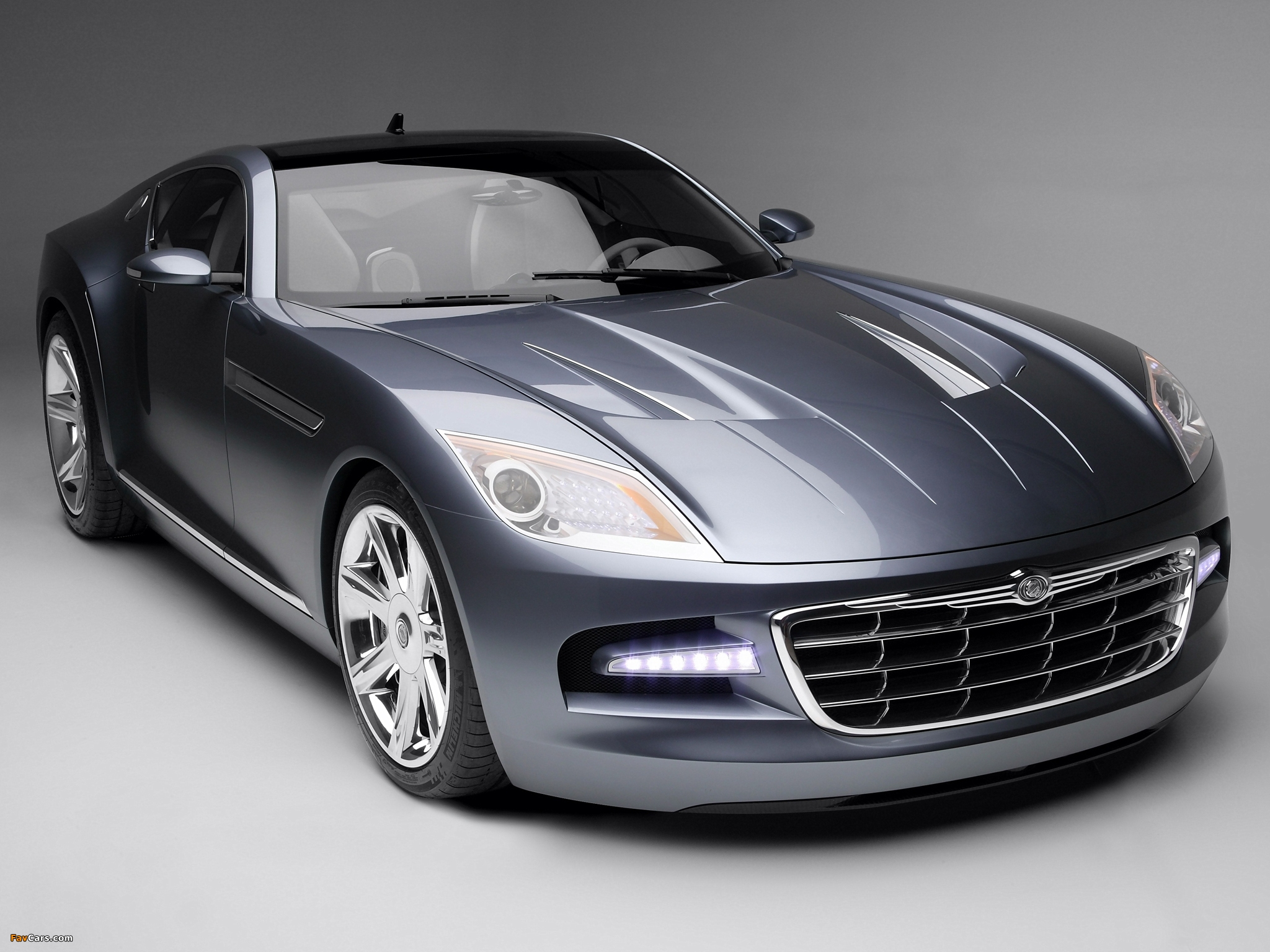 Pictures of Chrysler Firepower Concept 2005 (2048 x 1536)