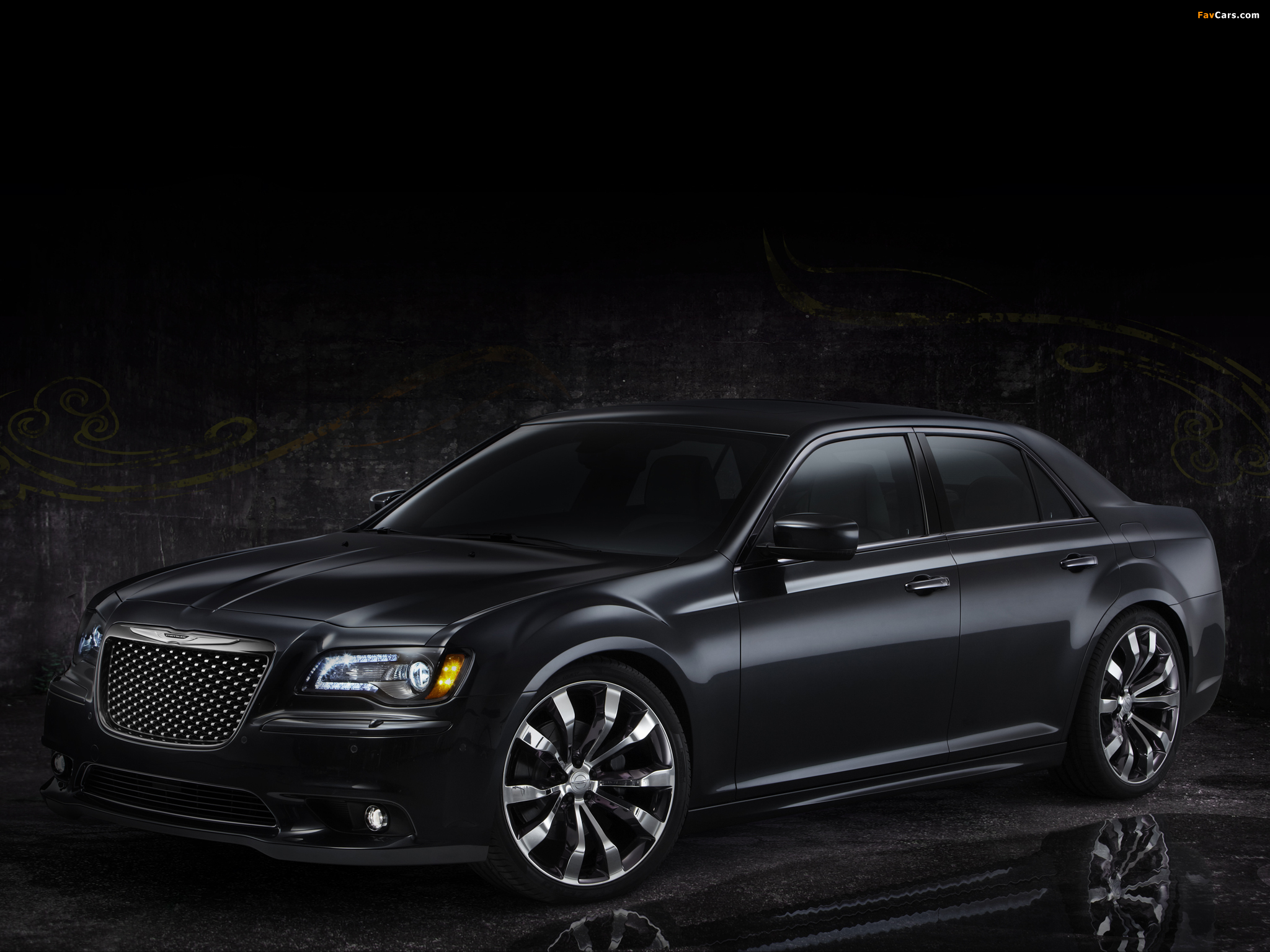 Pictures of Chrysler 300 Ruyi Design Concept 2012 (2048 x 1536)