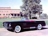 Chrysler Falcon Concept Car 1955 wallpapers