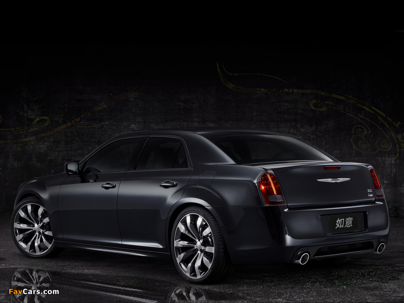Chrysler 300 Ruyi Design Concept 2012 wallpapers (800 x 600)