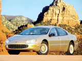 Chrysler Concorde 1998–2004 photos