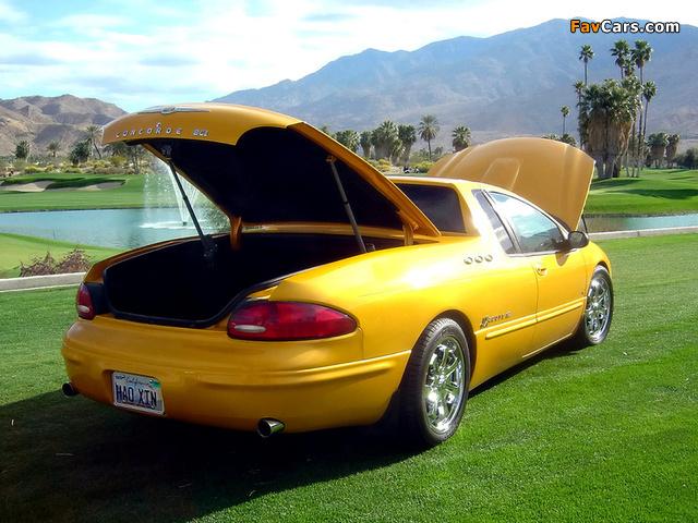 DiMora JX Coupe 2007 photos (640 x 480)