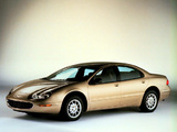 Photos of Chrysler Concorde 1998–2004
