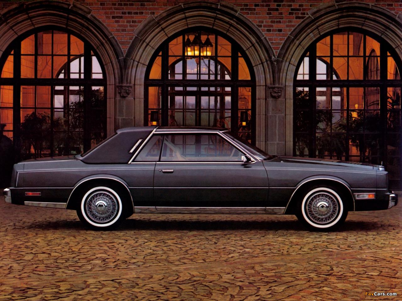Chrysler Cordoba 1980–83 wallpapers (1280 x 960)