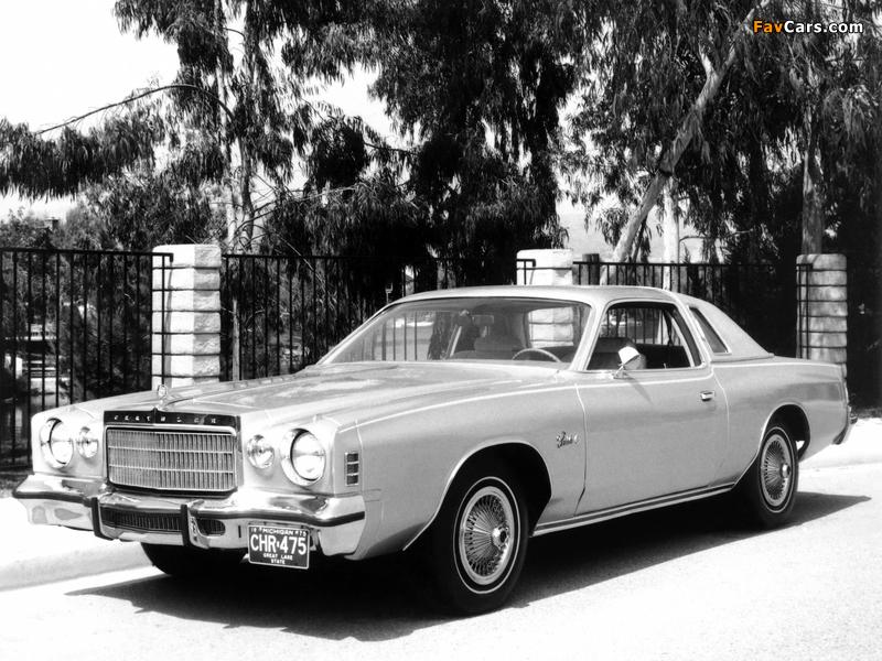 Images of Chrysler Cordoba 1975–78 (800 x 600)