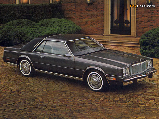 Images of Chrysler Cordoba 1980–83 (640 x 480)