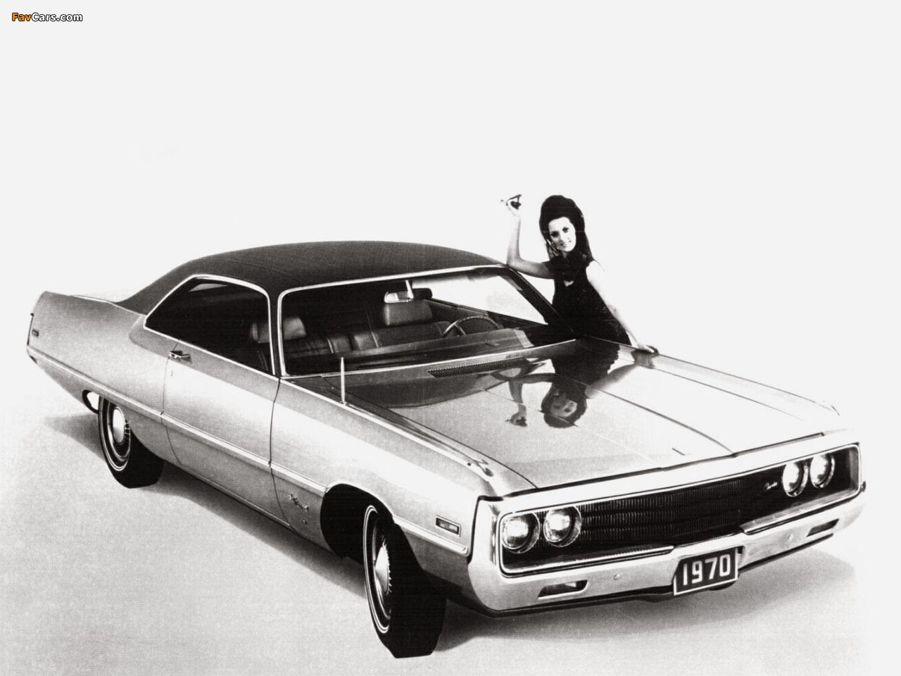 Photos of Chrysler Newport Cordoba 1970 (1280 x 960)