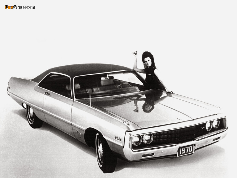 Photos of Chrysler Newport Cordoba 1970 (800 x 600)