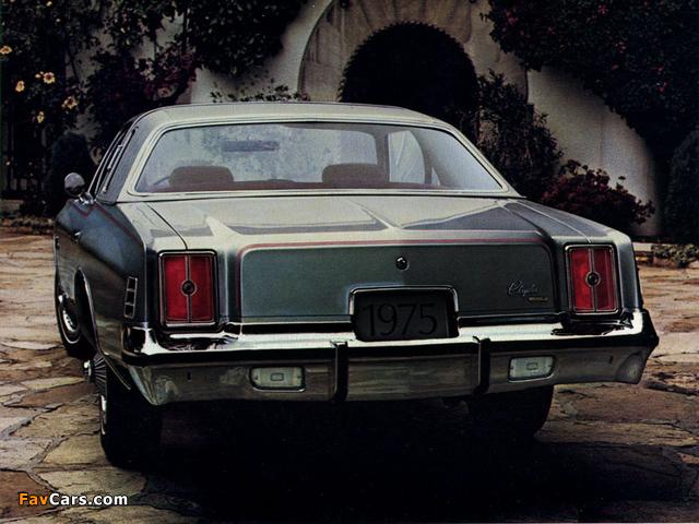 Photos of Chrysler Cordoba 1975–78 (640 x 480)