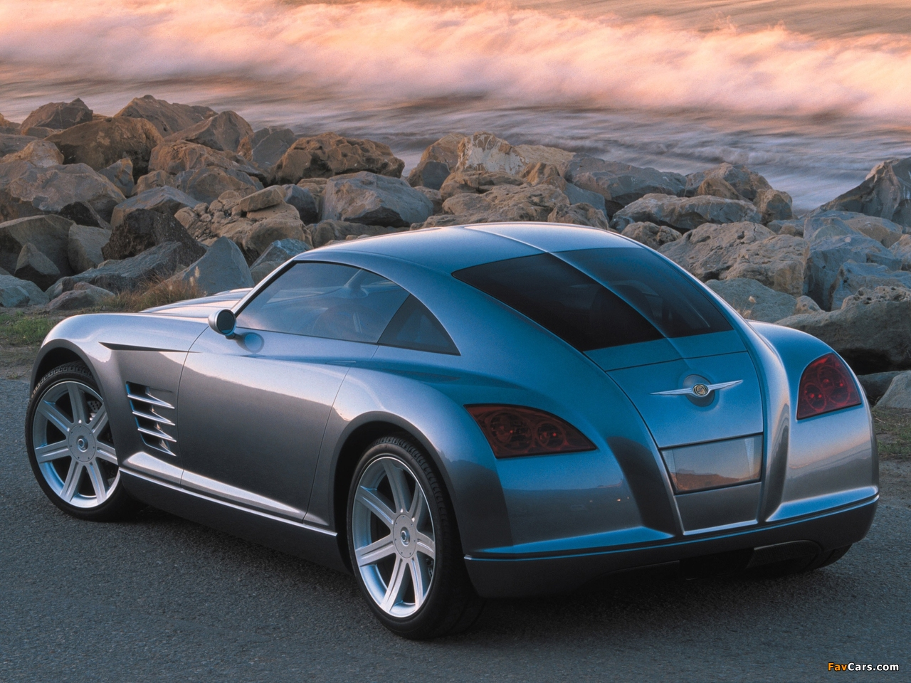 Chrysler Crossfire Concept 2001 pictures (1280 x 960)