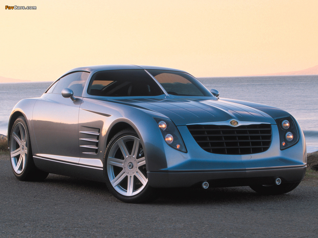 Chrysler Crossfire Concept 2001 wallpapers (1024 x 768)