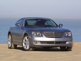 Chrysler Crossfire Coupe 2003–07 photos