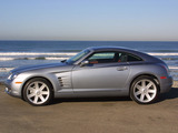Chrysler Crossfire Coupe 2003–07 pictures