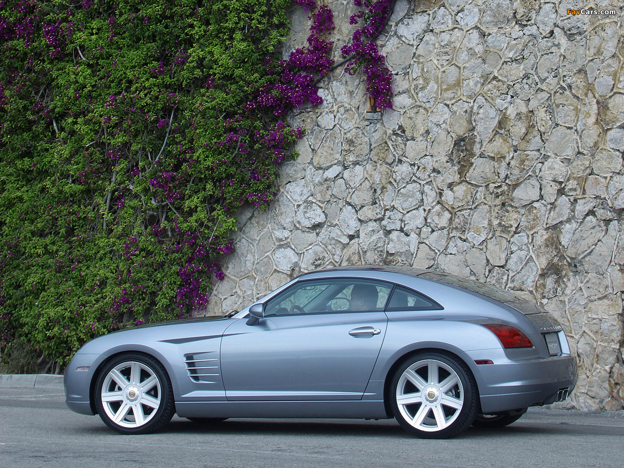Chrysler Crossfire Coupe 2003–07 wallpapers (1280 x 960)