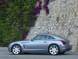 Chrysler Crossfire Coupe 2003–07 wallpapers