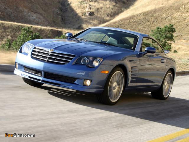 Chrysler Crossfire SRT6 2004–07 images (640 x 480)