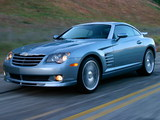 Chrysler Crossfire SRT6 2004–07 wallpapers