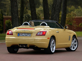 Chrysler Crossfire Roadster 2007–08 photos