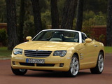 Chrysler Crossfire Roadster 2007–08 pictures