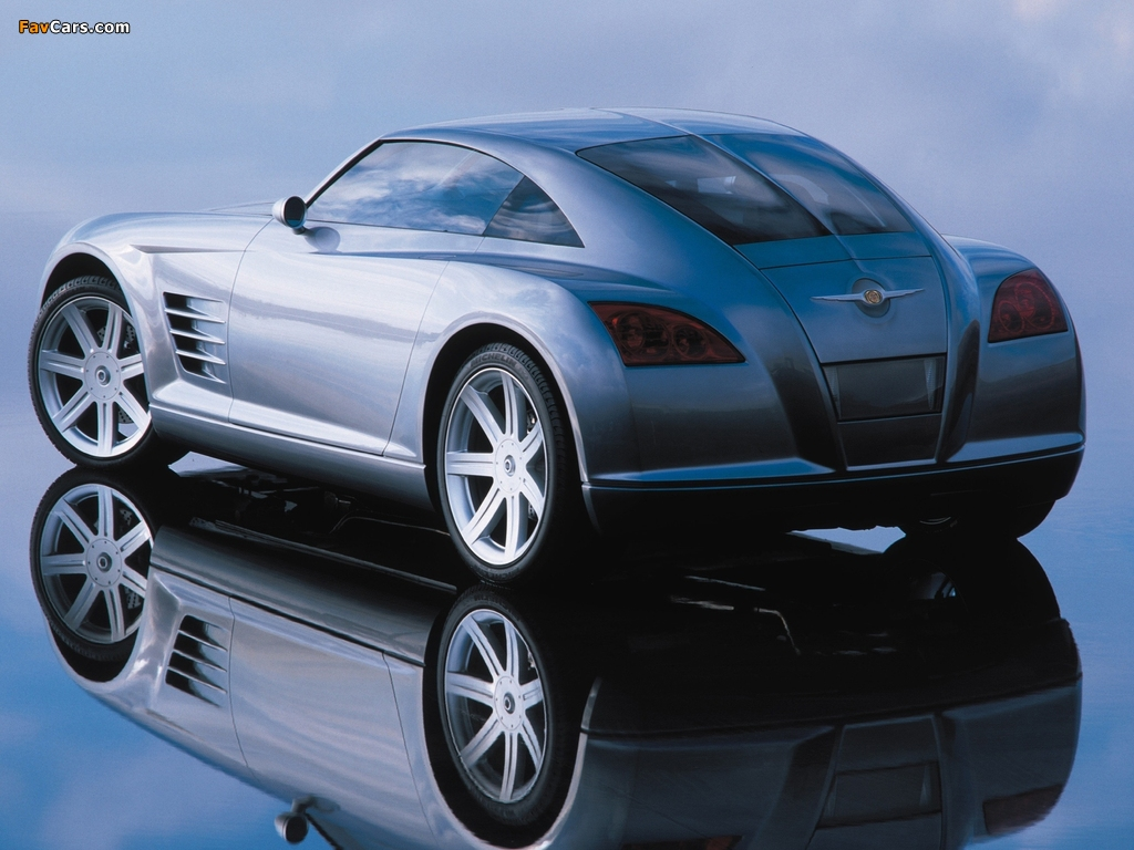 Images of Chrysler Crossfire Concept 2001 (1024 x 768)