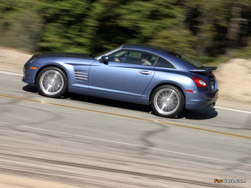 Images of Chrysler Crossfire SRT6 2004–07 (800 x 600)