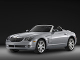 Images of Chrysler Crossfire Roadster 2005–07