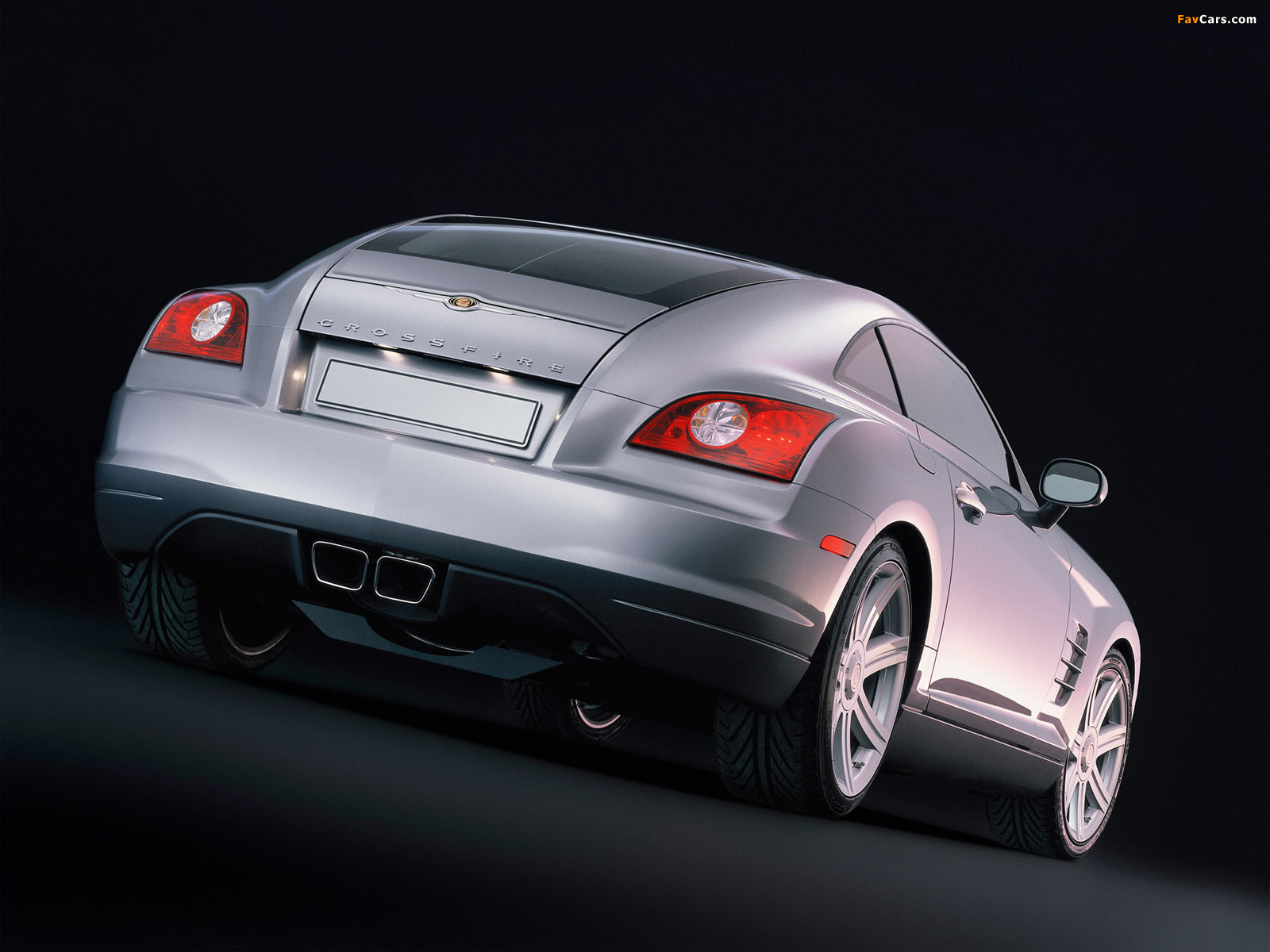 Photos of Chrysler Crossfire Coupe 2003–07 (1600 x 1200)