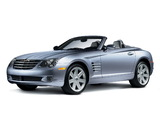 Photos of Chrysler Crossfire Roadster 2007–08