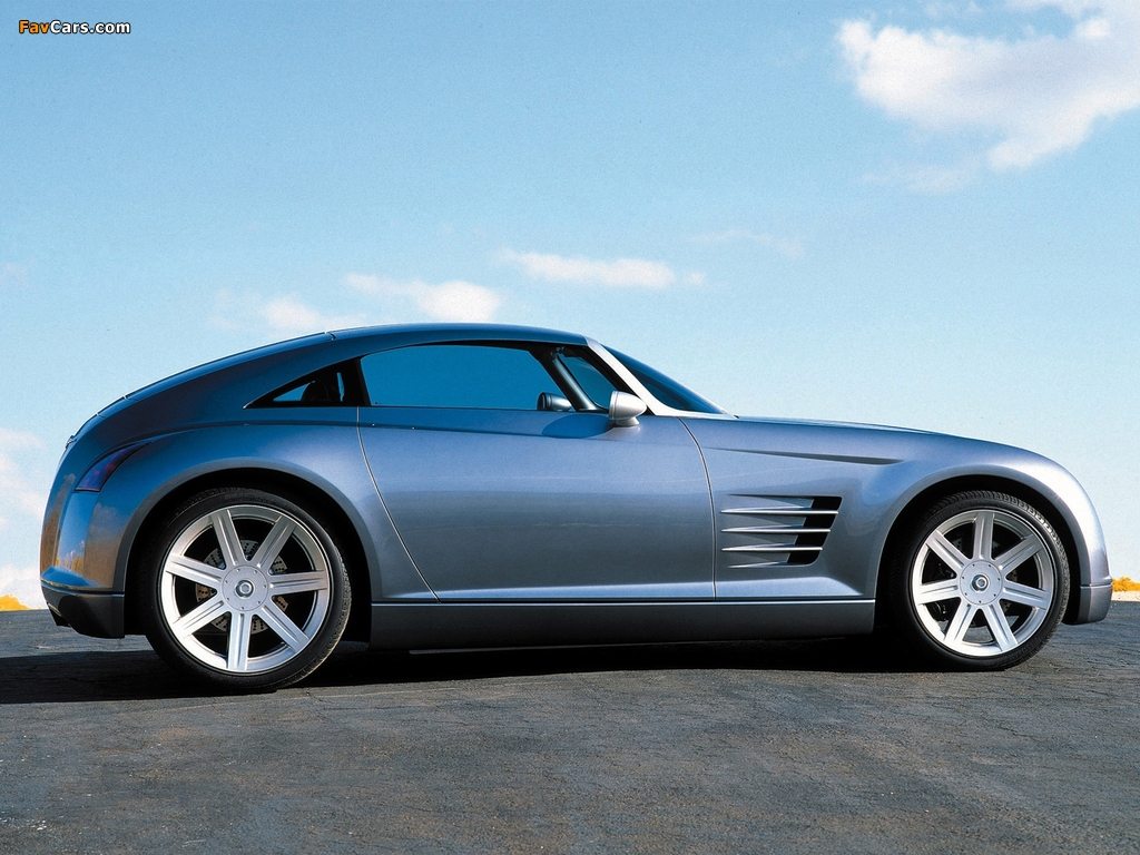 Pictures of Chrysler Crossfire Concept 2001 (1024 x 768)