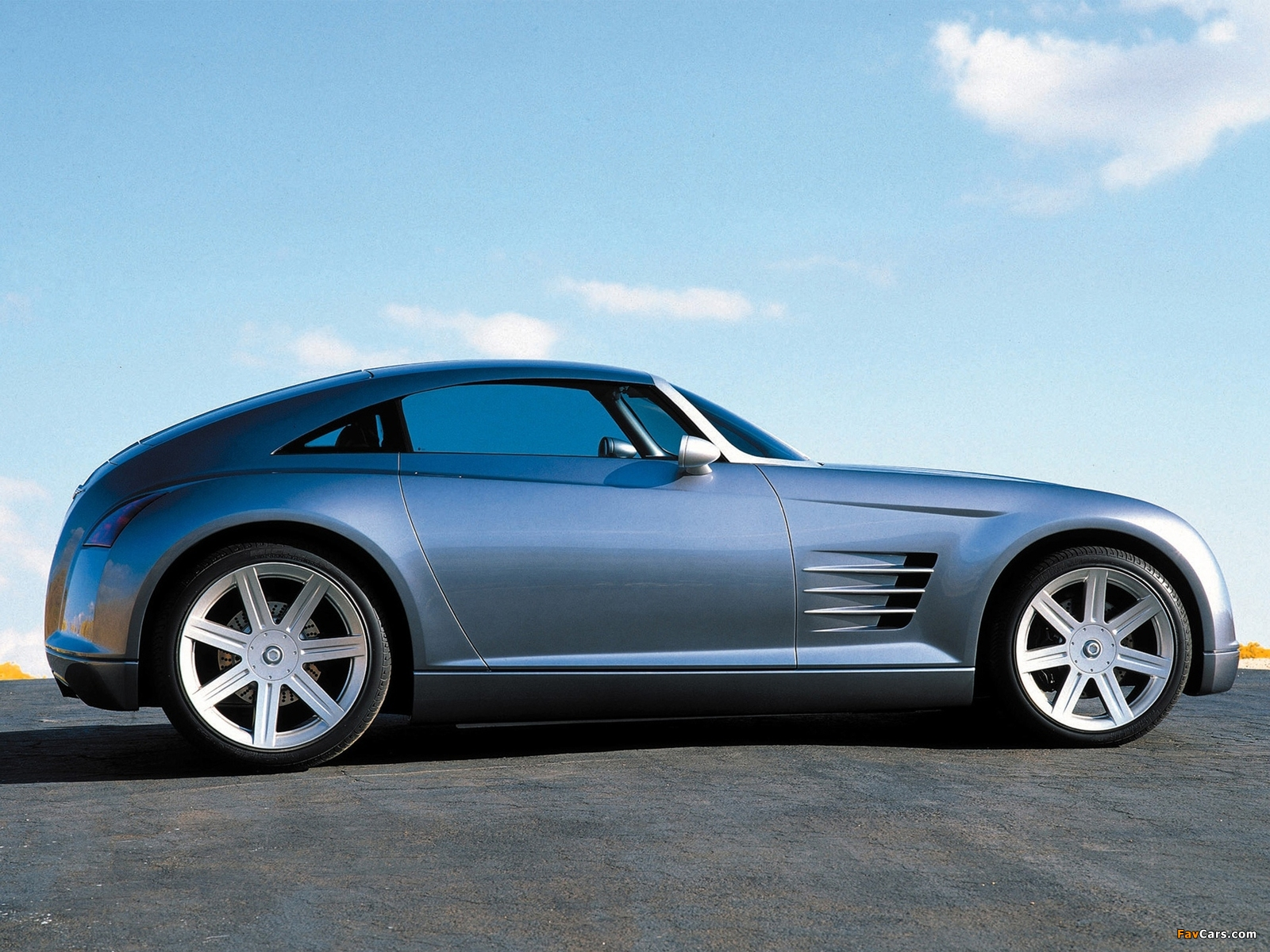Pictures of Chrysler Crossfire Concept 2001 (1600 x 1200)