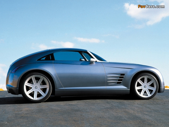 Pictures of Chrysler Crossfire Concept 2001 (640 x 480)