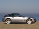 Pictures of Chrysler Crossfire Coupe 2003–07