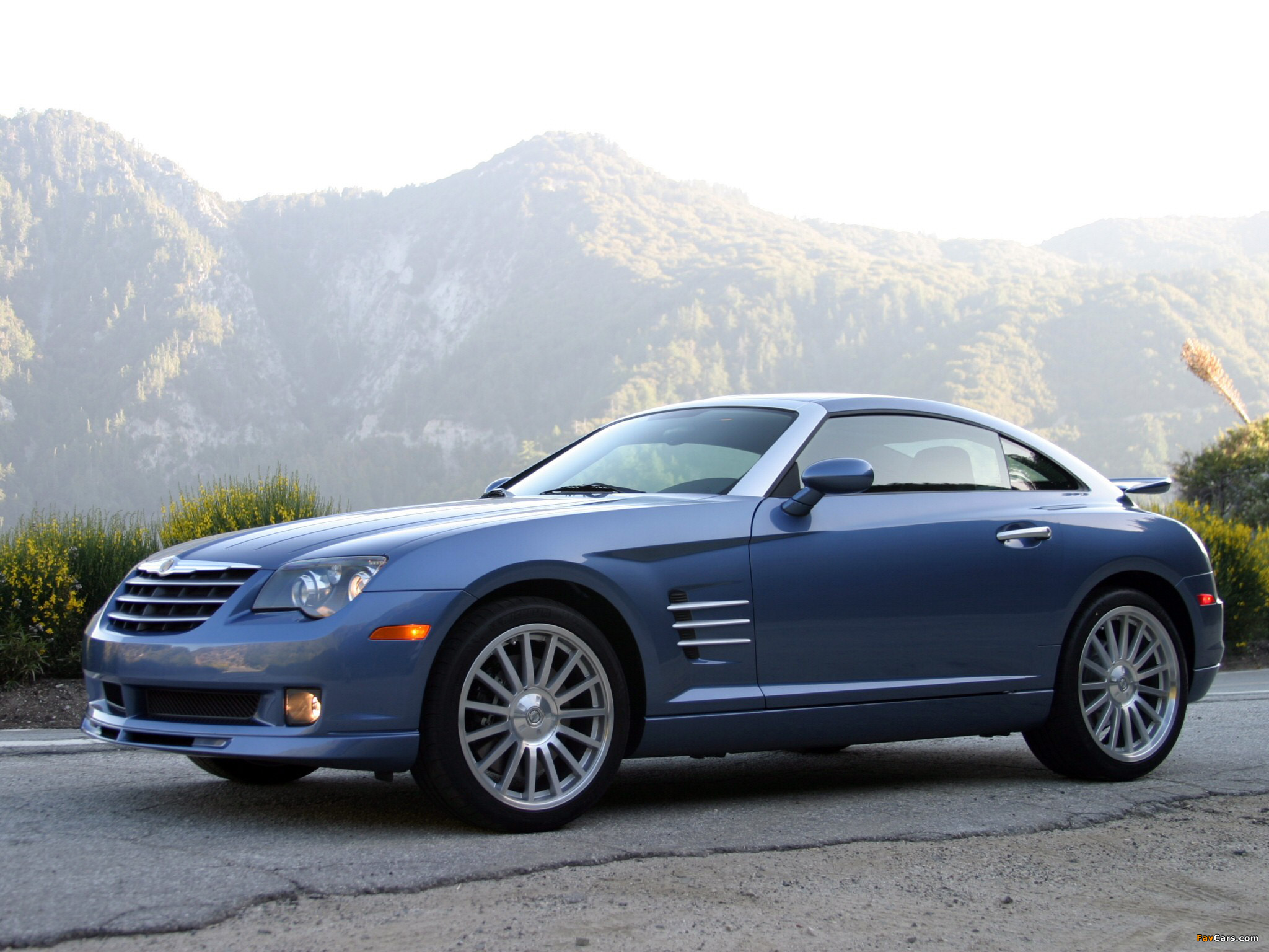 Pictures of Chrysler Crossfire SRT6 2004–07 (2048 x 1536)