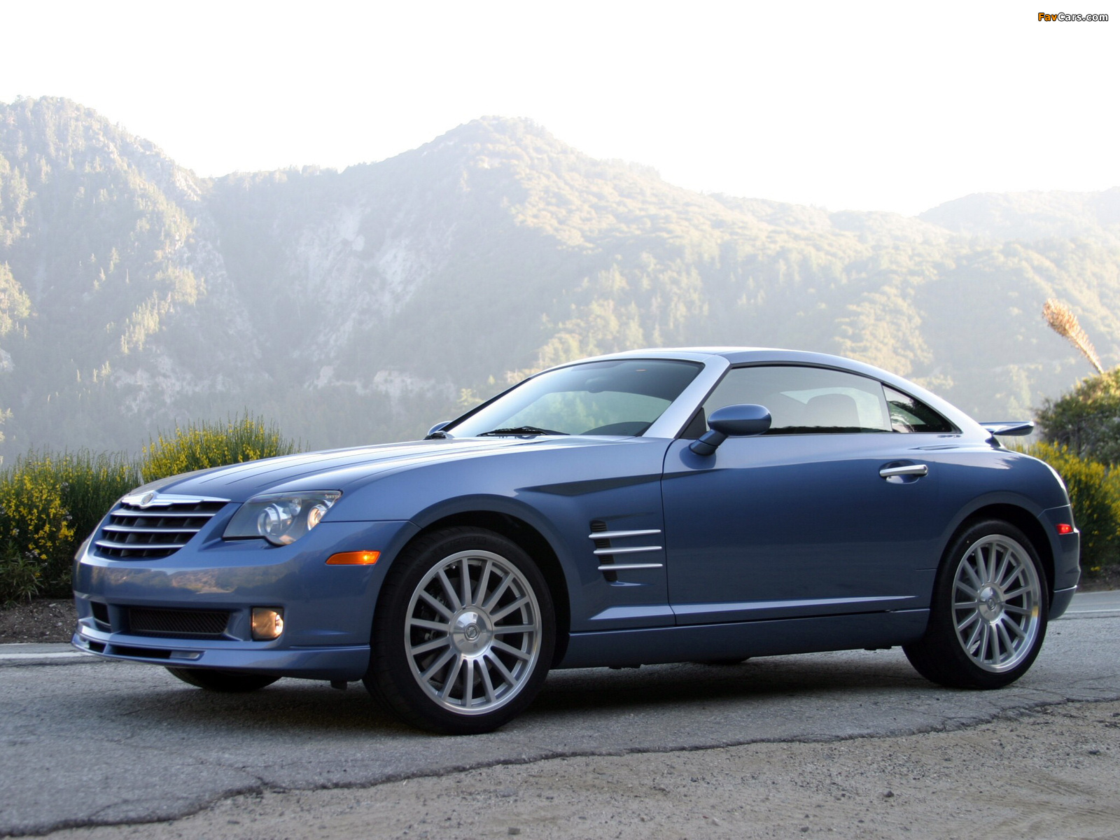 Pictures of Chrysler Crossfire SRT6 2004–07 (1600 x 1200)