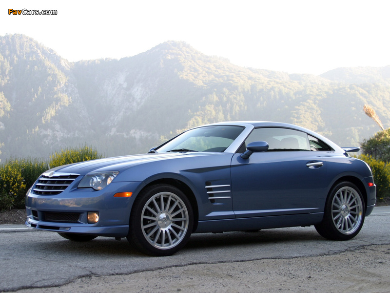 Pictures of Chrysler Crossfire SRT6 2004–07 (800 x 600)