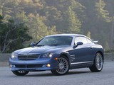 Pictures of Chrysler Crossfire SRT6 2004–07