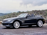 Pictures of Chrysler Crossfire SRT6 Roadster 2005–07