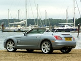 Pictures of Chrysler Crossfire Roadster UK-spec 2005–07