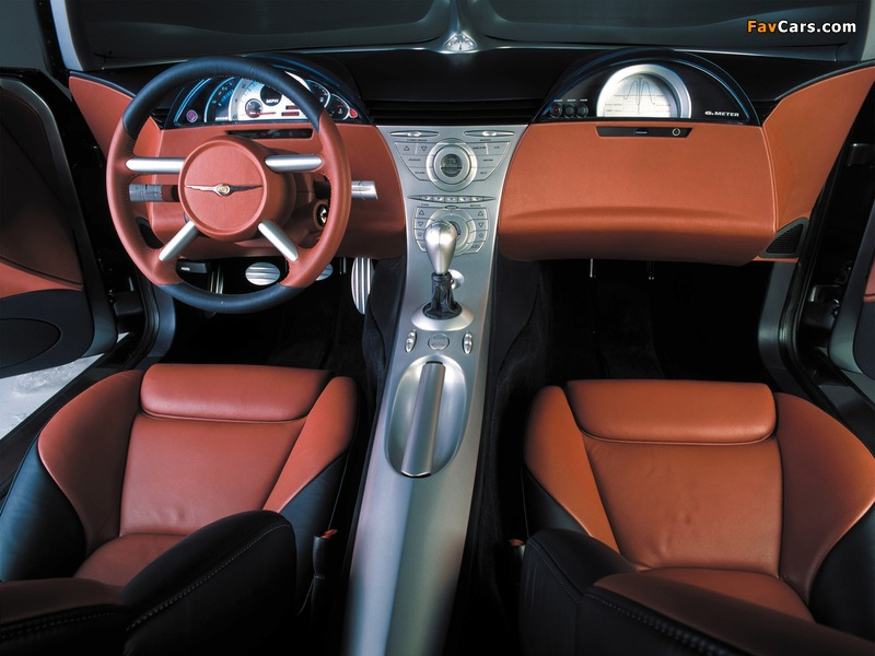Chrysler Crossfire Concept 2001 wallpapers (800 x 600)