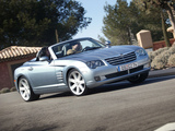 Chrysler Crossfire Roadster 2005–07 wallpapers