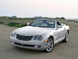 Chrysler Crossfire Roadster 2007–08 wallpapers
