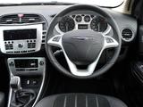 Chrysler Delta 2011 pictures