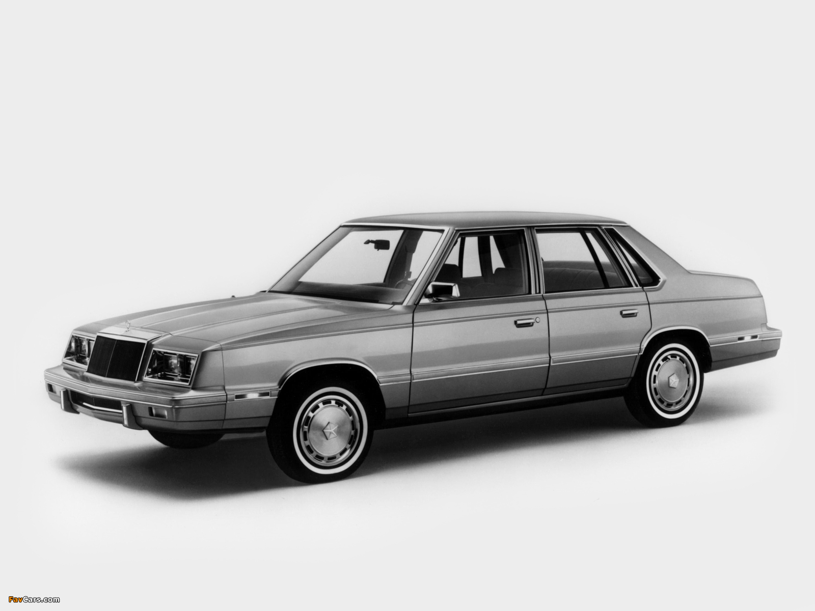 Chrysler E Class Sedan (TH41) 1983 photos (1600 x 1200)