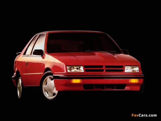 Chrysler ES 1988–91 wallpapers (640 x 480)