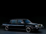 Photos of Chrysler Executive 1983–84