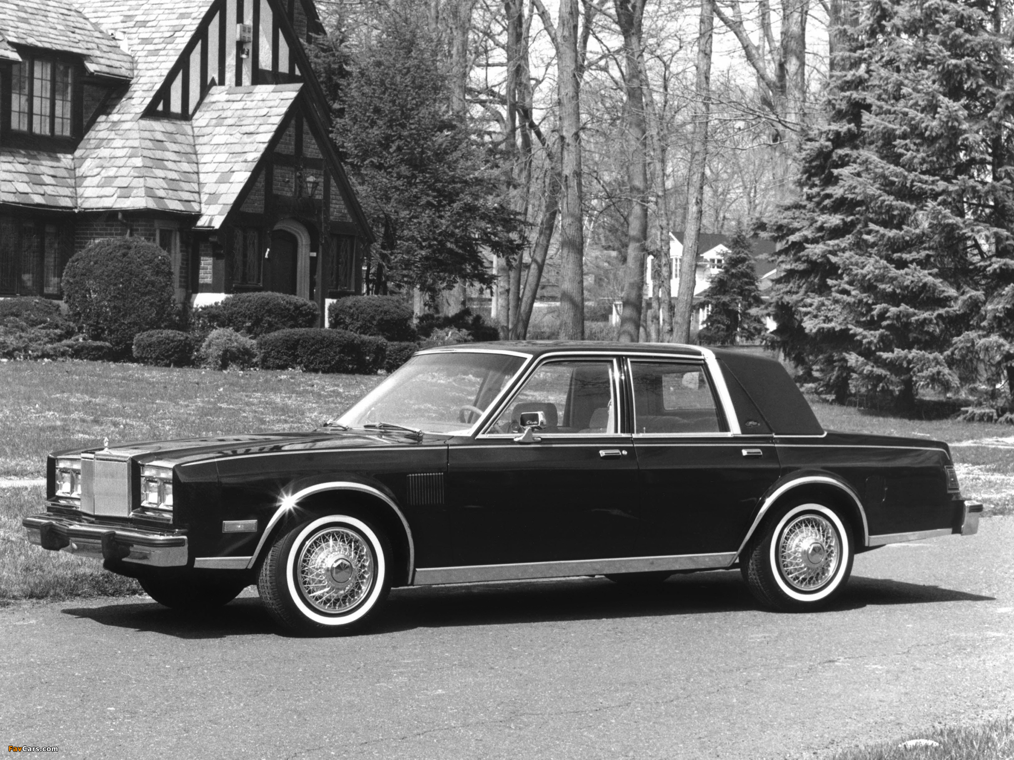 Chrysler New Yorker Fifth Avenue (FS41) 1983 photos (2048 x 1536)